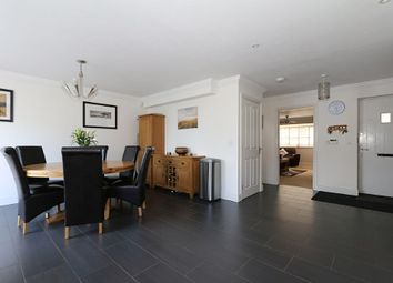 Thumbnail 4 bed link-detached house for sale in Cutting Drive, Basingstoke, Hampshire