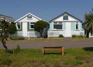 Thumbnail 2 bed bungalow for sale in Dunster Beach Chalets, Dunster, Minehead