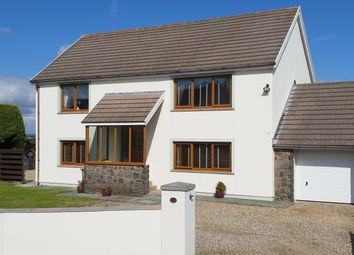 Thumbnail 5 bed detached house for sale in Ashdale Lane, Llangwm, Haverfordwest