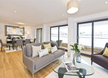 Thumbnail 3 bed flat for sale in The Harland, 30-34 Woodfield Place, London