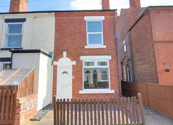 Thumbnail 2 bedroom end terrace house for sale in Upper Wellington Street, Long Eaton, Nottingham