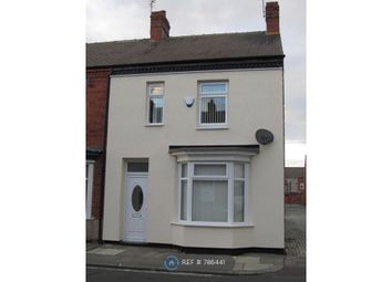 Thumbnail 3 bed end terrace house to rent in Aysgarth Road, Darlington