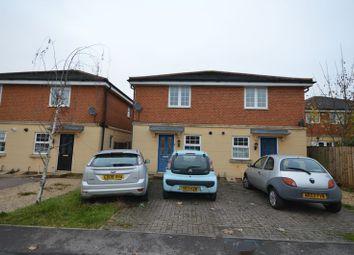 Thumbnail 2 bed semi-detached house for sale in Marlowe Avenue, Swindon