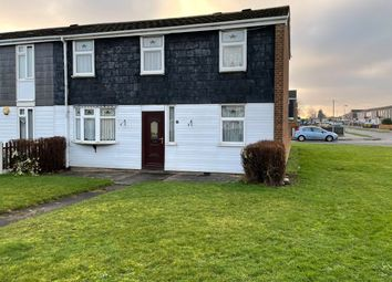 3 bed end terrace house for sale in Reynolds Walk, Wolverhampton WV11