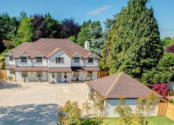 Thumbnail 5 bed detached house for sale in Church Lane, Rotherfield Peppard, Henley-On-Thames