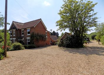 Thumbnail 4 bed detached house for sale in Winchester Road, Durley, Hampshire