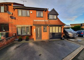 Thumbnail 3 bed terraced house for sale in Cornish Close, Nuneaton