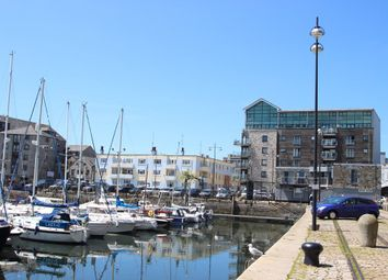 Thumbnail 2 bed flat for sale in Century Quay, Vauxhall Street, Plymouth