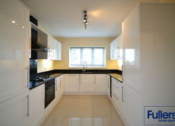 Thumbnail 3 bedroom maisonette to rent in Gordon Hill, Enfield