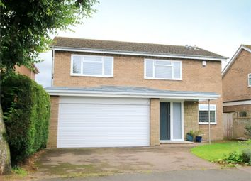 Thumbnail 4 bed detached house for sale in Kipling Place, Eaton Ford, St. Neots