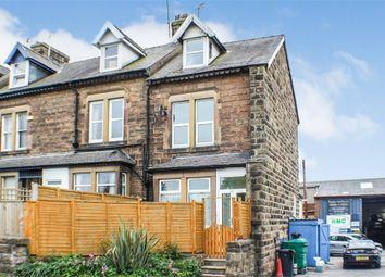 Thumbnail 4 bed end terrace house for sale in Eastville Terrace, Harrogate, North Yorkshire