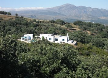 Thumbnail 3 bed detached house for sale in Kastellos, Rethymno (Town), Rethymno, Crete, Greece