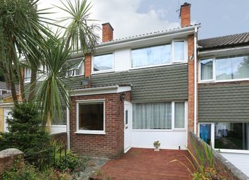 Thumbnail 3 bedroom terraced house for sale in Beare Close, Plymouth