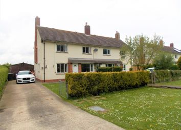 Thumbnail 3 bed semi-detached house for sale in East Row, South Somercotes, Louth