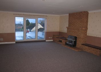Thumbnail 3 bed flat for sale in High Street, Crowle, Scunthorpe