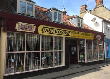 Thumbnail Commercial property for sale in Norfolk Street & 95A West Street, Wisbech, Cambridgeshire