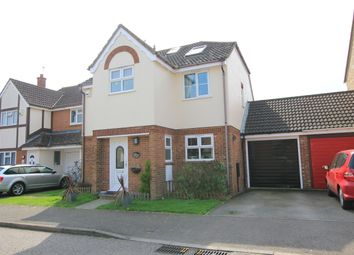 Thumbnail 5 bed link-detached house for sale in Hayfield, Stevenage