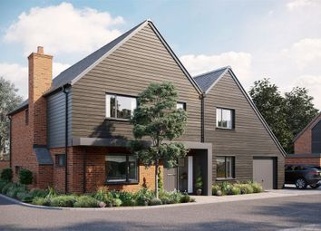 Thumbnail 5 bed detached house for sale in Sutton Scotney, Winchester, Hampshire
