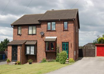 Thumbnail 2 bed semi-detached house to rent in The Croft, Retford