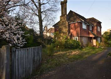 Thumbnail 3 bed detached house for sale in Westcourt Drive, Bexhill-On-Sea, East Sussex