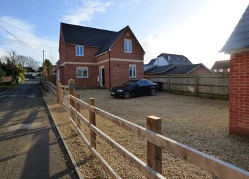 Thumbnail 4 bed detached house for sale in Trinder Road, Wantage