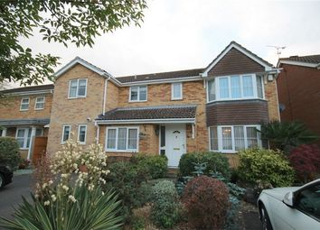 Thumbnail 5 bed detached house for sale in Chepstow Park, Downend, Bristol
