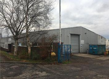 Thumbnail Industrial for sale in Unit 8, Nobel Road, Wester Gourdie Industrial Estate, Dundee