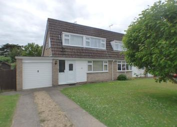 Thumbnail 2 bed semi-detached house for sale in Elm Close, Yatton, Bristol