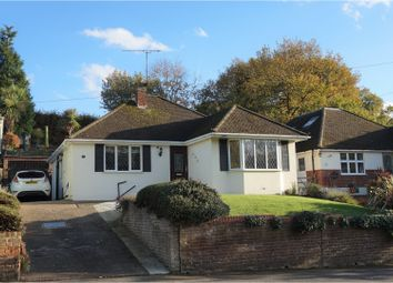 Thumbnail 3 bed detached bungalow for sale in Rowtown, Addlestone