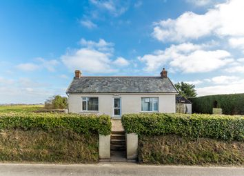 Thumbnail 2 bed detached bungalow for sale in Route Des Houguets, St. Saviour, Guernsey
