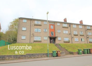 Thumbnail 2 bed flat to rent in Holly Road, Risca