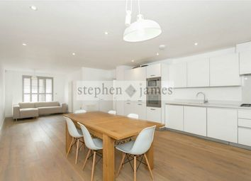 Thumbnail 3 bed flat to rent in Chapel Ford Lofts, 42 Ruston Street, Bow, London