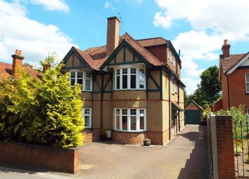 Thumbnail 5 bed semi-detached house for sale in Minley Road, Fleet