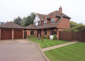 Thumbnail 5 bed detached house for sale in Ridgemead Close, London
