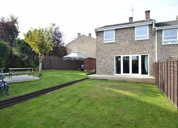 Thumbnail 3 bed end terrace house for sale in Epsom Crescent, Newbury, Berkshire