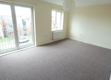 Thumbnail 2 bed flat to rent in St. Michael's Vale, Hebburn