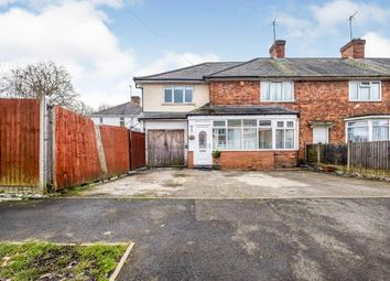 Thumbnail 5 bed semi-detached house for sale in Overton Road, Acocks Green, Birmingham, West Midlands