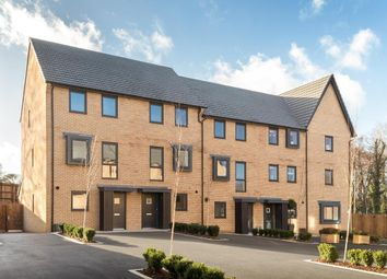 """Thumbnail 4 bed end terrace house for sale in """"Peechtree"""" at Divot Way, Basingstoke"""