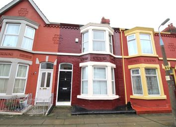 Thumbnail 3 bedroom terraced house for sale in Ashbourne Road, Liverpool, Merseyside