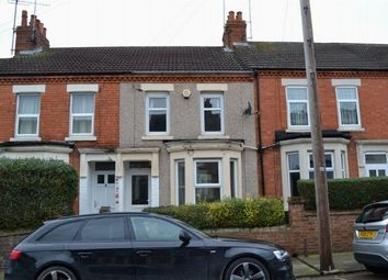 Thumbnail 2 bedroom terraced house for sale in Shelley Street, Poets Corner, Northampton