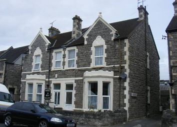 Thumbnail 2 bed flat to rent in Clifton Road, Weston-Super-Mare, North Somerset