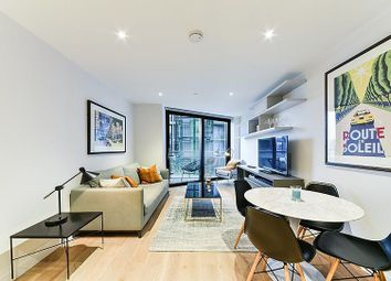 Thumbnail 1 bed flat for sale in 4 Riverlight Quay, London
