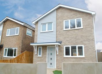 Thumbnail 3 bed detached house for sale in East Howe Lane, Bournemouth, Dorset