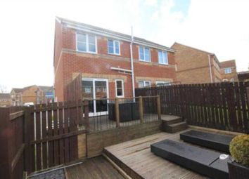 Thumbnail 2 bed semi-detached house to rent in Balmoral Drive, Stanley