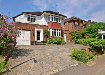 Thumbnail 3 bed detached house for sale in Brook Way, Chigwell, Essex
