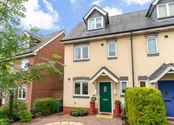 Thumbnail 3 bed end terrace house for sale in Main Road, Dorrington, Shrewsbury