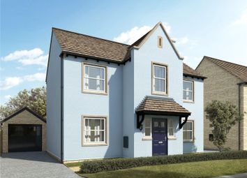 Thumbnail 4 bedroom detached house for sale in Cecil Square, Kettering Road, Stamford, Lincolnshire