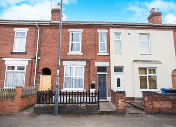 Thumbnail 2 bed terraced house for sale in Baker Street, Alvaston, Derby