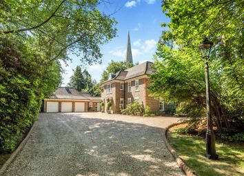Thumbnail 7 bedroom detached house for sale in The Warren, Kingswood, Tadworth