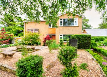 Thumbnail 4 bedroom detached house for sale in Marsh Lane, Belper